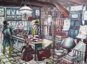 Boekenwinkel A. Pieck